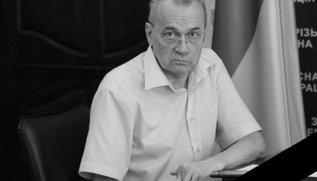 Помер представник Наглядової ради з питань телебачення та радіомовлення Володимир Кучугурний