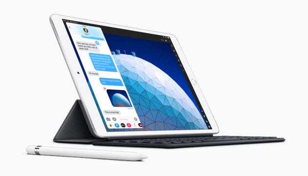 Apple представила нові моделі iPad