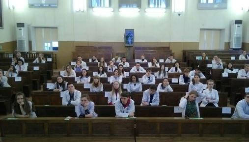 Студенти-медики взяли участь у міжнародному дослідженні якості вищої освіти