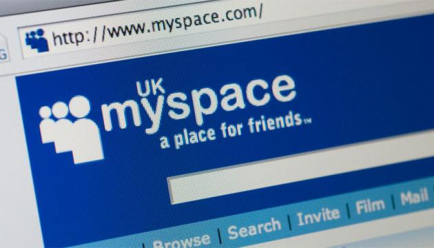 MySpace визнав, що втратив 50 мільйонів музичних композицій