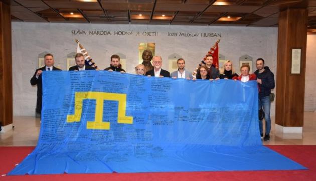 У Братиславі нагадали: «Крим - це Україна!»