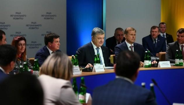 Президент наголосив на важливості аудиту якості будівництва доріг