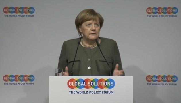 Меркель не підтримує ідею