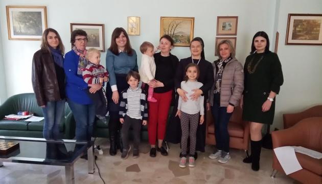 Україністи МІОКу провели семінар для вчителів українських шкіл в Італії