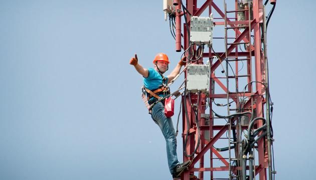 Мережа 3G  вже доступна у 10 тисячах населених пунктів - Київстар