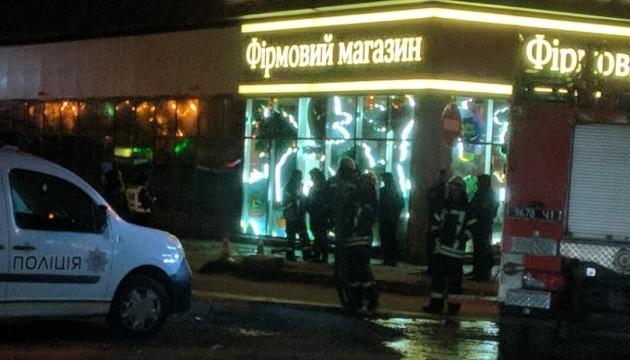 Підпал магазину Roshen у Києві: затримали ще одного підозрюваного