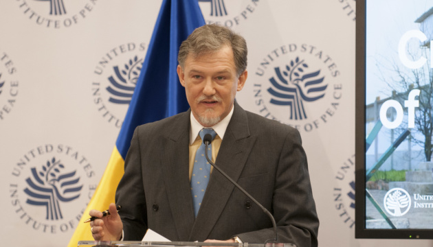 U.S. Deputy Assistant Secretary of State thanks Poroshenko and his team for cooperation