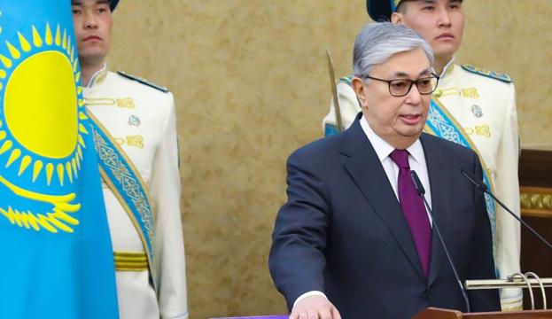 Kasachstan: Senatspräsident Tokajew als Interimspräsident vereidigt