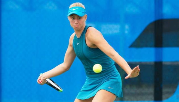 Лопатецька перемогла першу сіяну на старті тенісного турніру в Кофу
