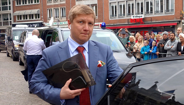Naftogaz CEO: Ukraine, US discuss how to finally cast long shadow on Nord Stream 2