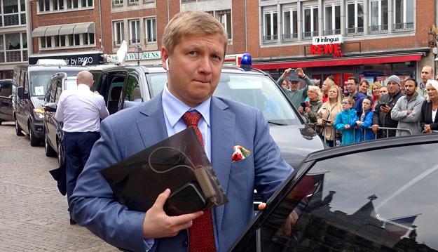 Naftogaz has Plan B for Russian gas transit - Kobolyev