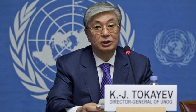 Назарбаєв запропонував висунути Токаєва кандидатом у президенти Казахстану