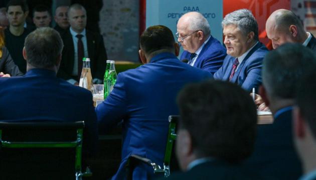 Брюссельский мини-саммит показал - Европа на выборах поддерживает Порошенко - штаб