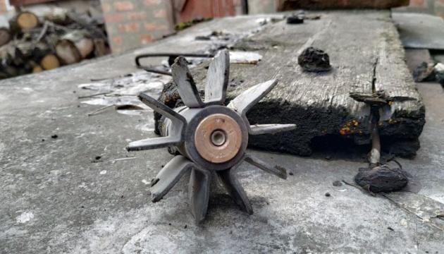 Полиция показала последствия мощного обстрела Марьинки
