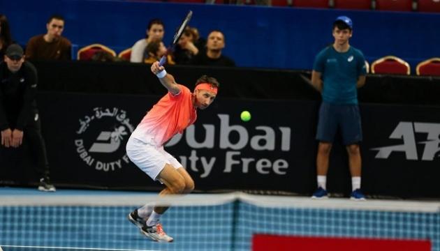 Стаховський у парі програв на старті тенісного турніру ATP Challenger у Ліллі