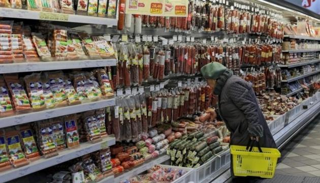 Цьогоріч оборот підприємств роздрібної торгівлі збільшився на 12,5% — Держстат