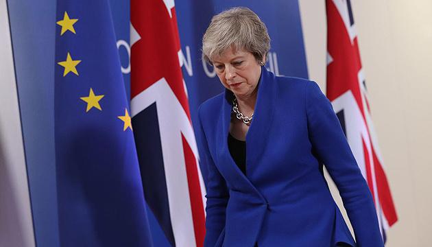 У Британії заговорили про відставку Мей - The Times
