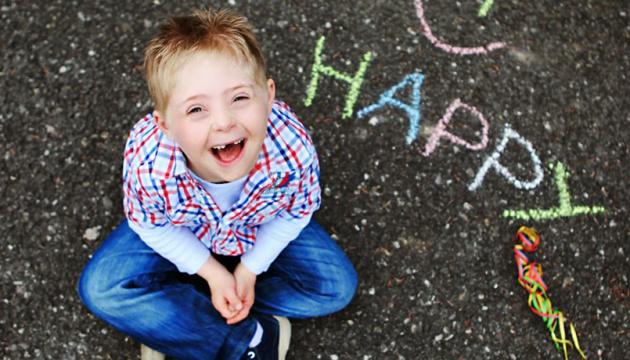 У світі - День людей із синдромом Дауна