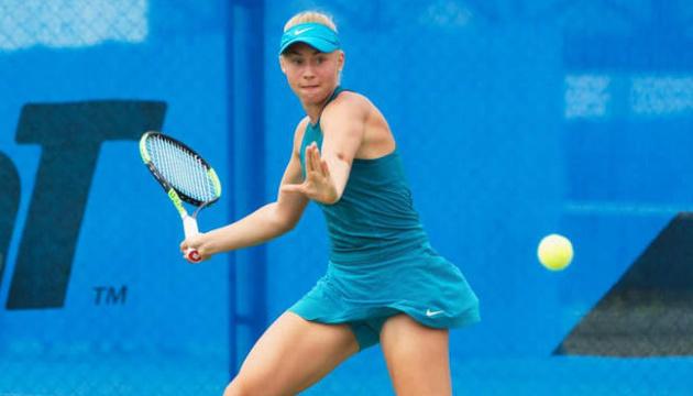 Лопатецька вийшла до 1/4 фіналу тенісного турніру в Кофу