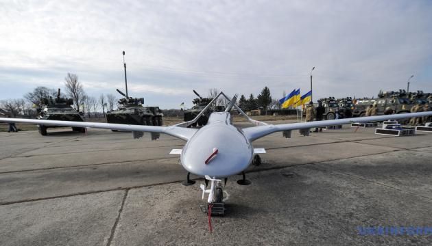 Українські ВМС цьогоріч отримають перший турецький безпілотник Bayraktar