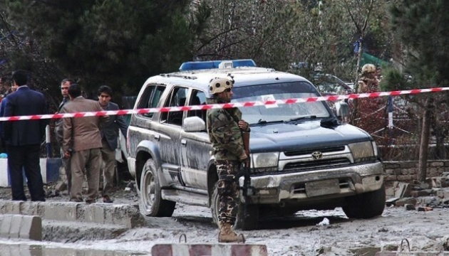 В Кабулі сталася серія вибухів: 6 загиблих, понад 20 поранених