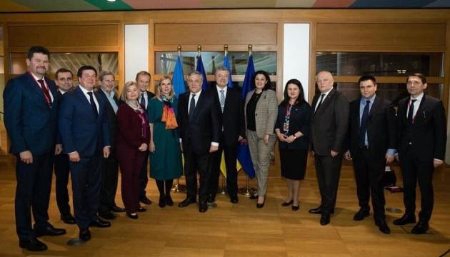 ЄС готовий надати Україні другий транш у €500 мільйонів — Маркарова