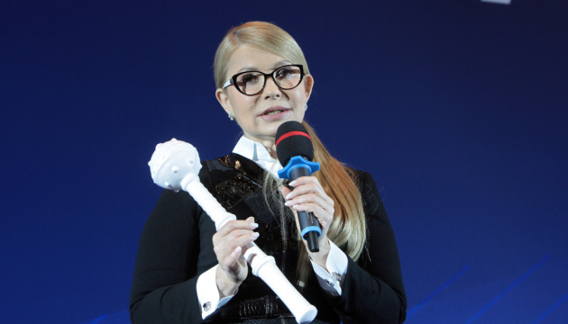Тимошенко предлагает Гриценко объединиться — после выборов