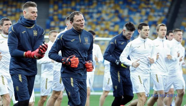 Шевченко объявил заявку сборной на октябрьские матчи