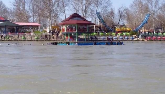 Затоплення порому в Іраку: жертв вже понад 90