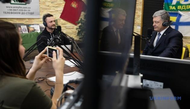 Военные-контрактники могут получить комфортное служебное жилье - Порошенко