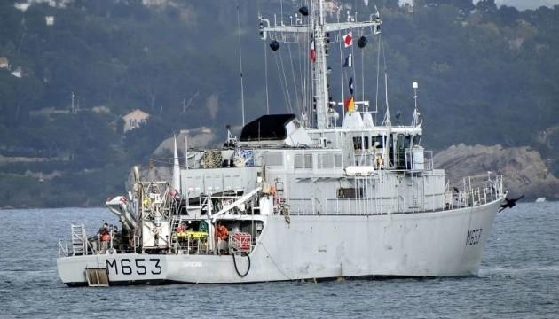 Французький мінний тральщик Capricorne увійшов в Чорне море