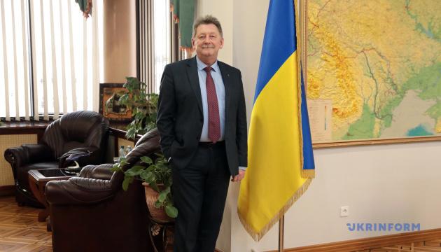 駐ベラルーシ・ウクライナ大使、ミンスクへ帰還するも「公式コンタクトは引き続き停止」