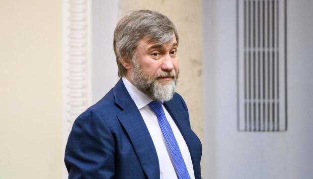 Новинский будет баллотироваться не по списку Оппоблока, а как мажоритарщик