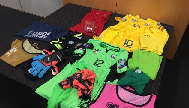Україна і Португалія визначилися з формою футболістів на сьогоднішній поєдинок