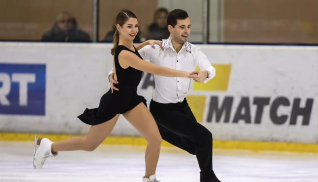 Украинский дуэт Назарова/Никитин прошел в финал ЧМ-2019 по фигурному катанию