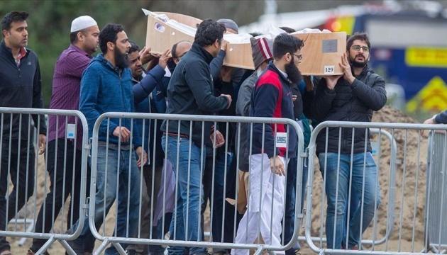 У Новій Зеландії вшанували пам'ять загиблих у мечетях
