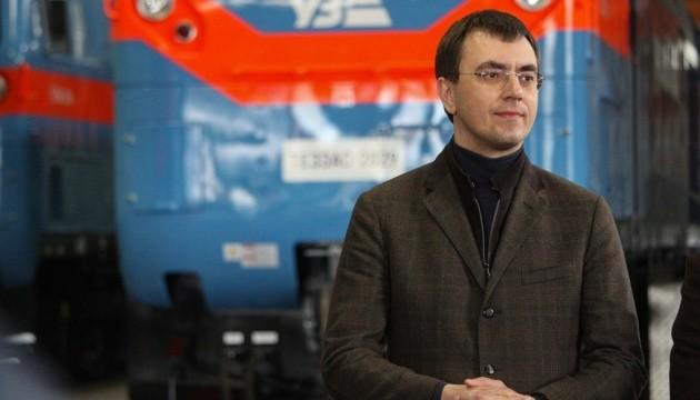 Омелян на Крюковском заводе: Капсулу Hyperloop будем делать тут