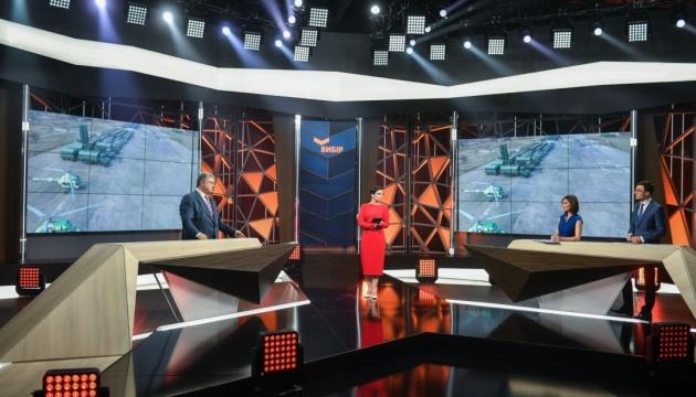 Порошенко дав інтерв'ю телеканалу