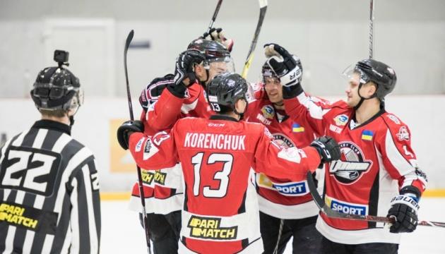 «Донбас» вчетверте переміг «Білий Барс» і виграв півфінальну серію плей-офф УХЛ