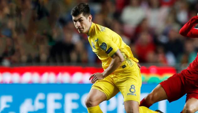 Євро-2020: Україна втримала нічию в матчі з Португалією
