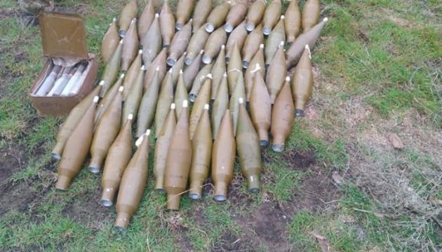 У Широкиному знищили склад неврахованих боєприпасів