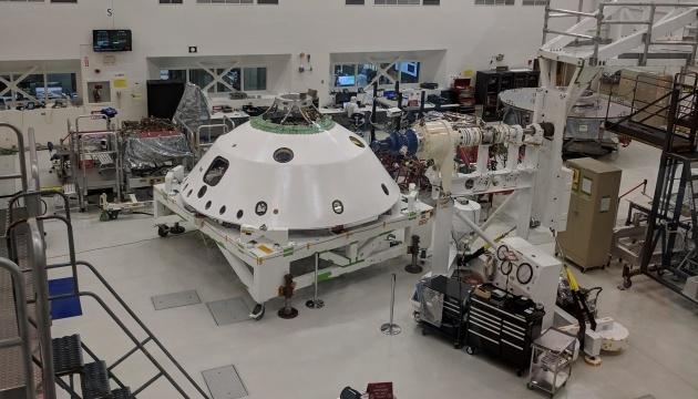 NASA смоделировала посадку марсохода на Красную планету
