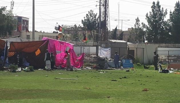 Вибух на стадіоні в Афганістані: четверо загиблих, десятки поранених