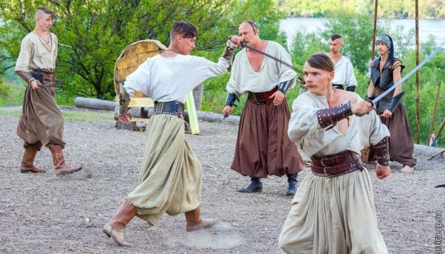 В Запорожье умер известный актер театра казацкого боя