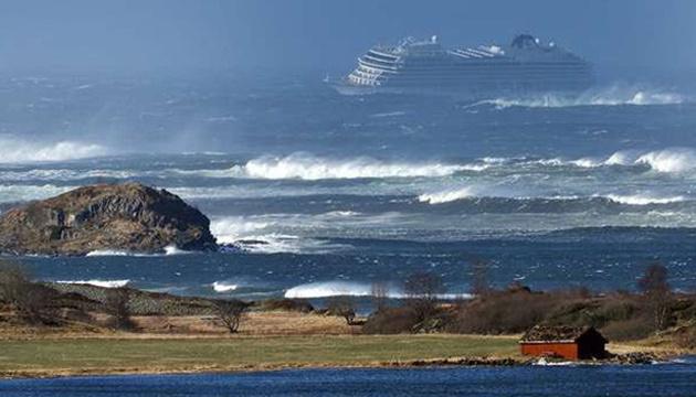 Стала известна причина аварии круизного лайнера Viking Sky