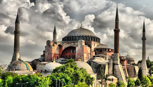 У соборі Святої Софії у Стамбулі запровадили дрес-код