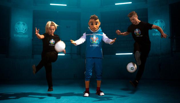 УЄФА представив талісман футбольного Євро-2020