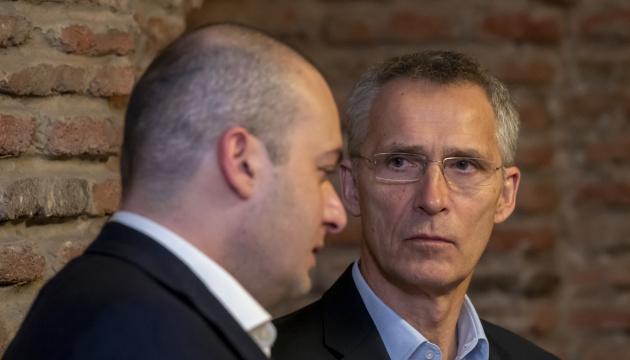 Усиление НАТО в Черном море является следствием агрессии России - Столтенберг