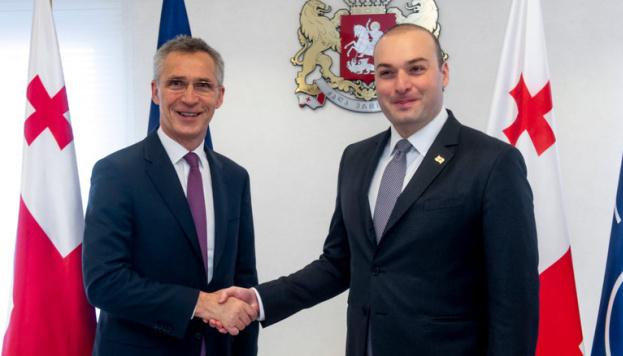 Столтенберг: 29 союзников уже четко заявили, что Грузия станет членом НАТО
