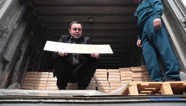 Закордонні виборчі комісії отримають понад 420 тисяч бюлетенів